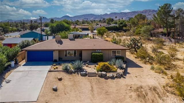 61547 El Reposo Street, Joshua Tree, CA 92252 (#302949266) :: Keller Williams - Triolo Realty Group