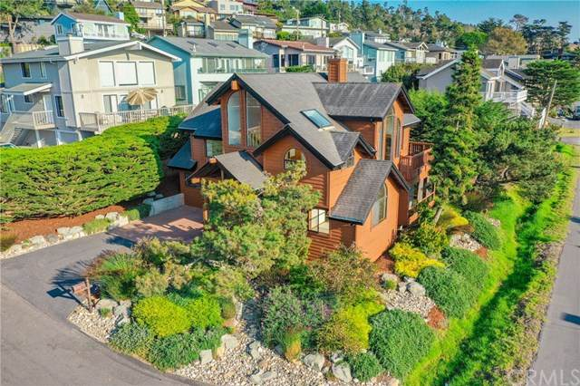 440 Kerwin Street, Cambria, CA 93428 (#302949557) :: The Stein Group