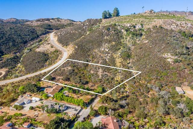0 Whiting Woods, Escondido, CA 92026 (#302949770) :: Yarbrough Group