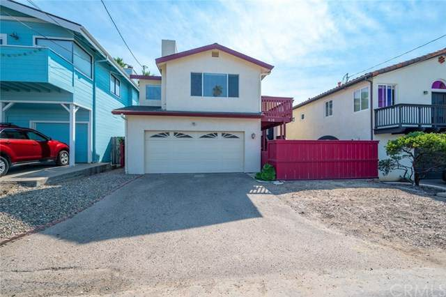 410 Luzon Street, Morro Bay, CA 93442 (#302949892) :: The Stein Group