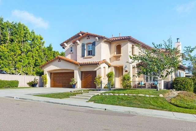8020 Paseo Almendro, Carlsbad, CA 92009 (#302949985) :: The Legacy Real Estate Team