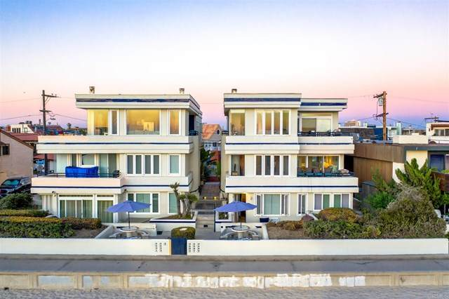 2687 Ocean Front Walk, Pacific Beach (San Diego), CA 92109 (#302949996) :: SD Luxe Group
