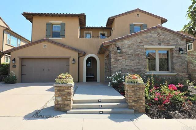 16497 Edgehill Road, San Diego, CA 92127 (#302950025) :: Zember Realty Group
