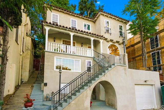 2321 Lake View Avenue, Los Angeles, CA 90039 (#302950054) :: The Stein Group