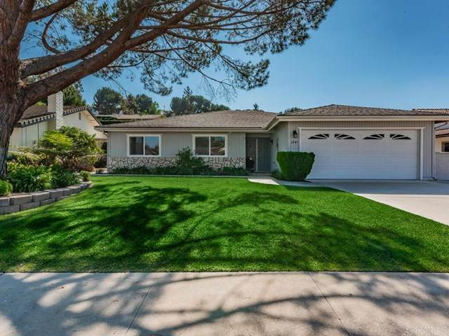 1241 La Mirada Avenue, Escondido, CA 92026 (#302950124) :: Zember Realty Group