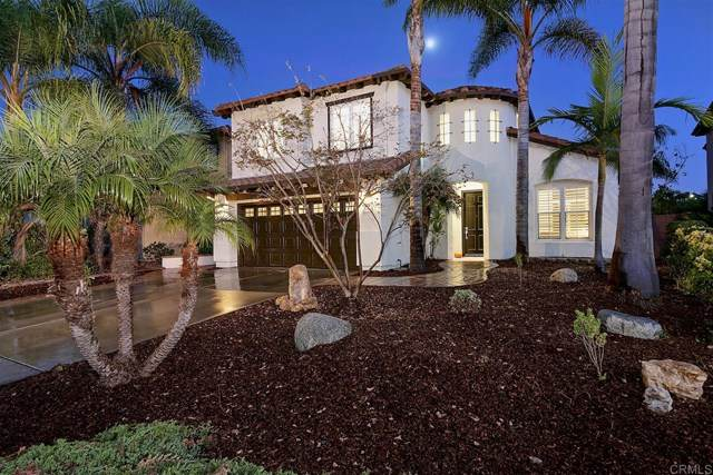 2299 Paseo Saucedal, Carlsbad, CA 92009 (#302950203) :: Team Forss Realty Group