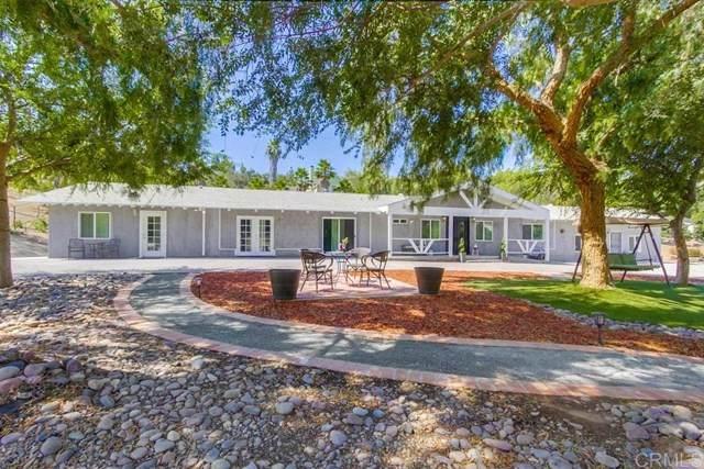 1863 Dehesa Road, El Cajon, CA 92019 (#302950579) :: Dannecker & Associates