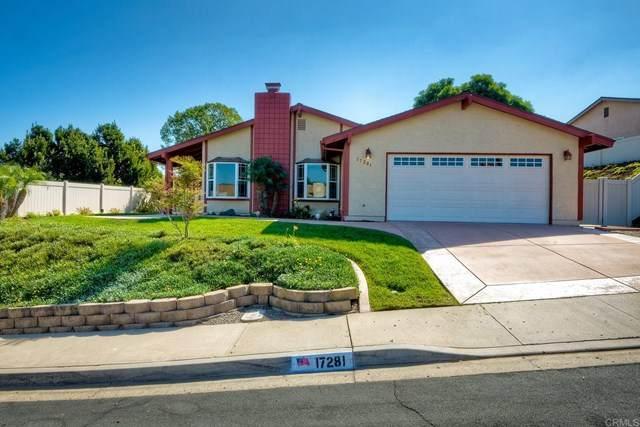 17281 Libertad Drive, San Diego, CA 92127 (#302950596) :: Farland Realty