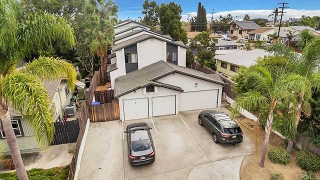 3711 Louisiana Street #2, San Diego, CA 92104 (#302950651) :: Cay, Carly & Patrick | Keller Williams