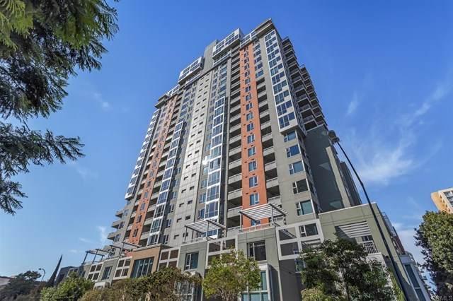 300 W Beech Street #604, San Diego, CA 92101 (#302950746) :: The Legacy Real Estate Team