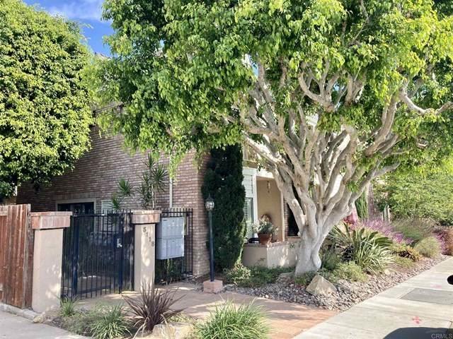 3118 Canon Street #5, San Diego, CA 92106 (#302950785) :: Cay, Carly & Patrick | Keller Williams