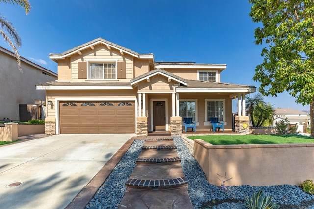 1441 Silver Springs Drive, Chula Vista, CA 91915 (#302950966) :: Dannecker & Associates