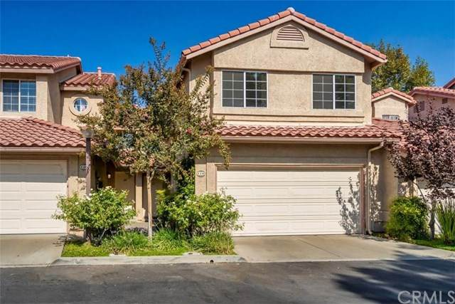 28105 Bobwhite Circle #119, Saugus, CA 91350 (#302950969) :: Cay, Carly & Patrick | Keller Williams