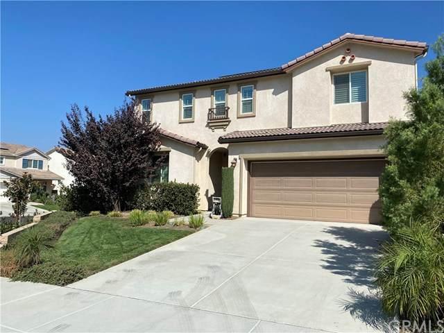 11724 Coriander Way, Corona, CA 92883 (#302950985) :: Dannecker & Associates