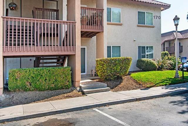 170 Chambers Street #6, El Cajon, CA 92020 (#302951046) :: The Legacy Real Estate Team
