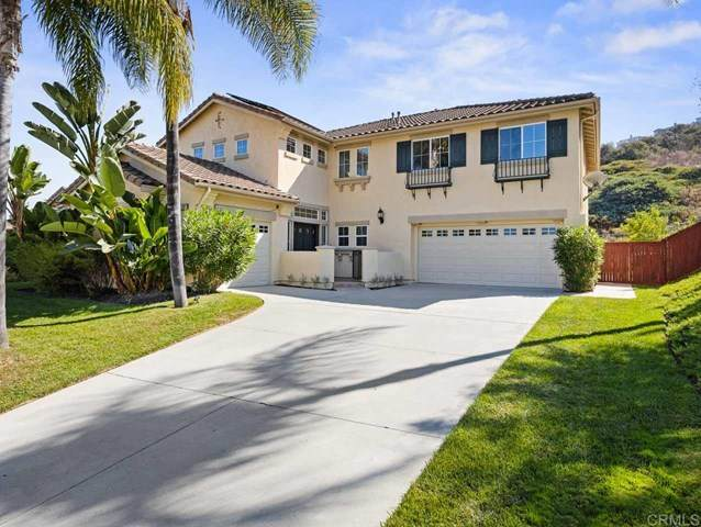1207 Sand Dollar Way, San Marcos, CA 92078 (#302951280) :: Zember Realty Group