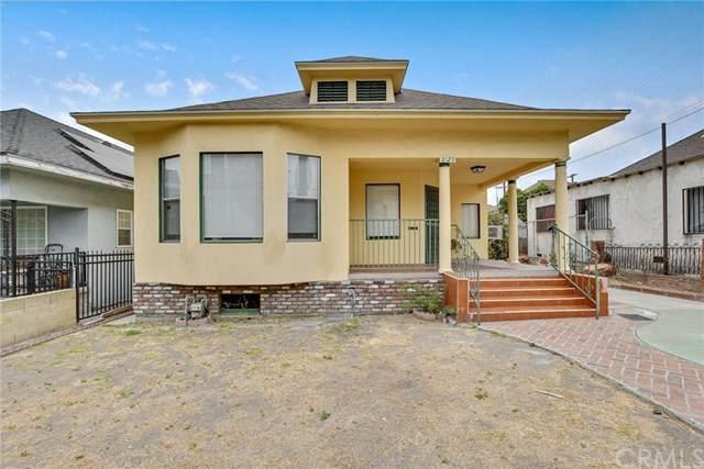 2129 E 4th Street, Los Angeles, CA 90033 (#302951295) :: Keller Williams - Triolo Realty Group