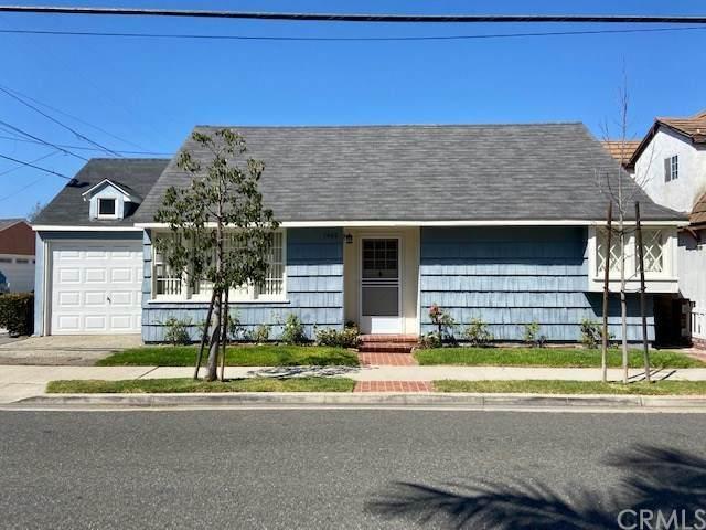 1460 Landing Avenue, Seal Beach, CA 90740 (#302951628) :: Keller Williams - Triolo Realty Group