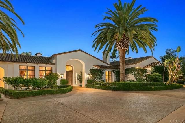 5450 San Elijo, Rancho Santa Fe, CA 92067 (#302952276) :: The Legacy Real Estate Team