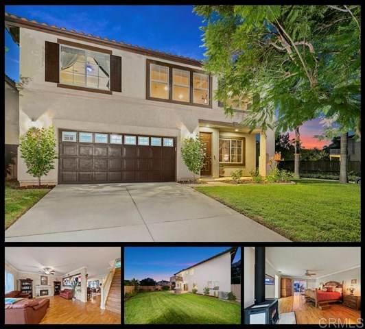 3505 Lake Circle Drive, Fallbrook, CA 92028 (#302952700) :: Zember Realty Group