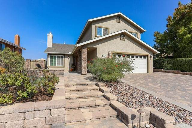 1856 Elva Street, El Cajon, CA 92019 (#302952878) :: Yarbrough Group