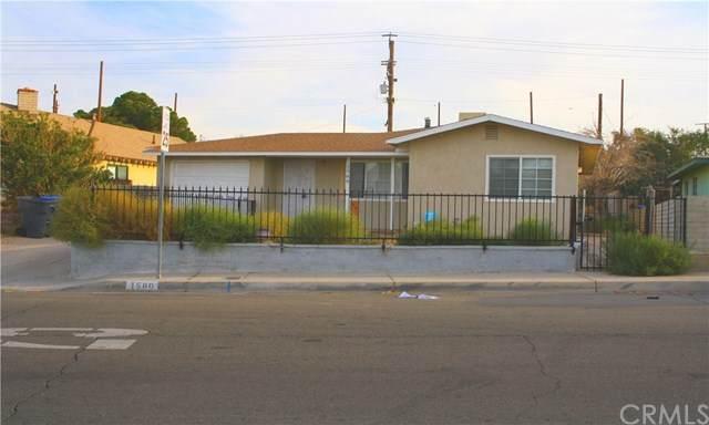 1580 Nancy Street, Barstow, CA 92311 (#302953936) :: Yarbrough Group