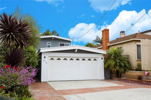 612 Anderson Street, Manhattan Beach, CA 90266 (#302953965) :: Yarbrough Group