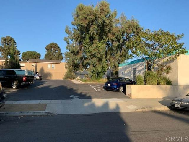 702 Civic Center (Behind), Oceanside, CA 92054 (#302953970) :: Zember Realty Group