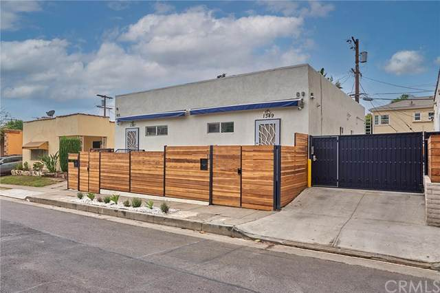 1347 N Formosa Avenue, Los Angeles, CA 90046 (#302953997) :: Yarbrough Group
