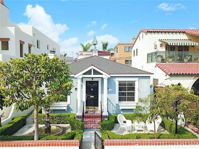157 Claremont Avenue, Long Beach, CA 90803 (#302955238) :: Solis Team Real Estate