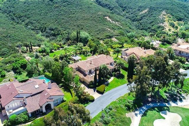 6369 Clubhouse Drive, Rancho Santa Fe, CA 92067 (#302955584) :: COMPASS
