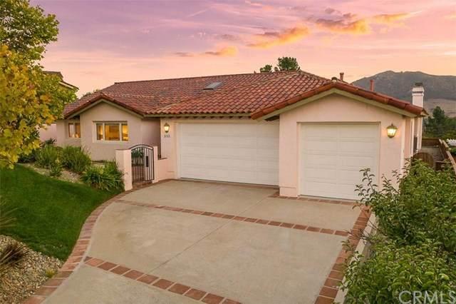 333 Twin Ridge Drive, San Luis Obispo, CA 93405 (#302955867) :: COMPASS