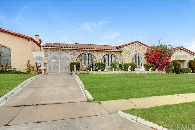 9107 La Salle Avenue, Los Angeles, CA 90047 (#302956566) :: The Legacy Real Estate Team