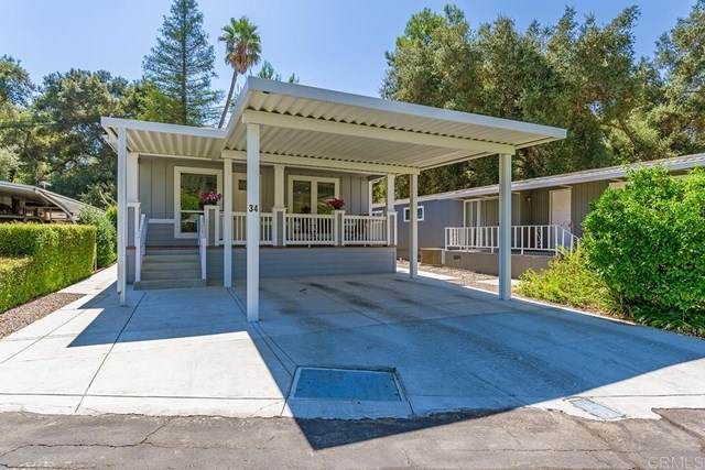 8975 Lawrence Welk Dr. #34, Escondido, CA 92026 (#302956576) :: The Legacy Real Estate Team