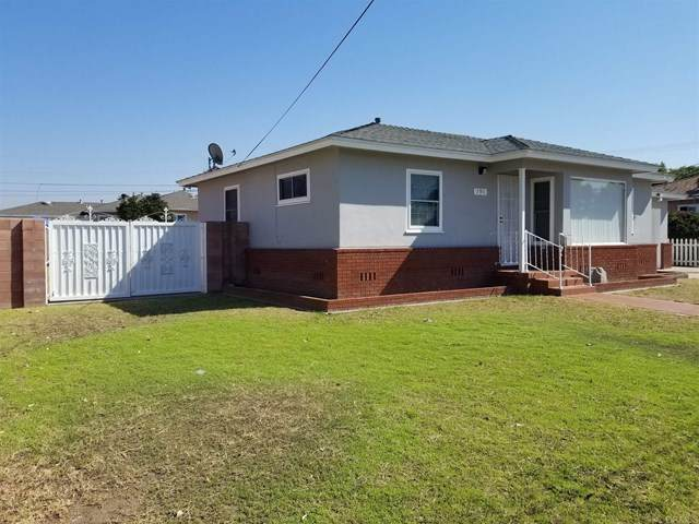 791 Beech Avenue, Chula Vista, CA 91910 (#302956590) :: The Legacy Real Estate Team