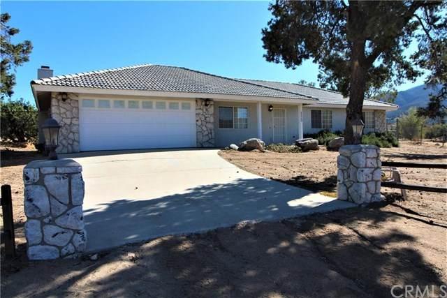 63260 Palm Canyon Drive, Mountain Center, CA 92561 (#302957778) :: Yarbrough Group