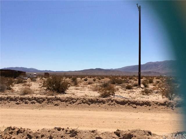 0 El Paseo, 29 Palms, CA 92277 (#302957969) :: Tony J. Molina Real Estate