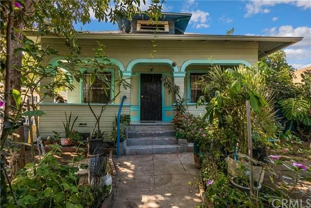 1731 S Normandie Avenue, Los Angeles, CA 90006 (#302958621) :: Dannecker & Associates