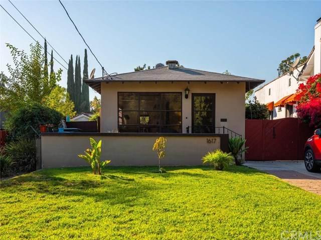 1617 N Holliston Avenue, Pasadena, CA 91104 (#302958666) :: Solis Team Real Estate