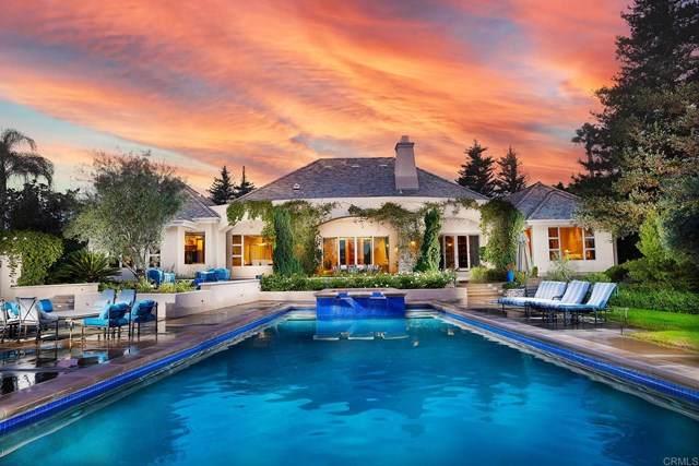 6311 Calle Del Alcazar, Rancho Santa Fe, CA 92067 (#302961403) :: SD Luxe Group