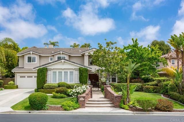 535 Hidden Ridge Court, Encinitas, CA 92024 (#302961788) :: SD Luxe Group