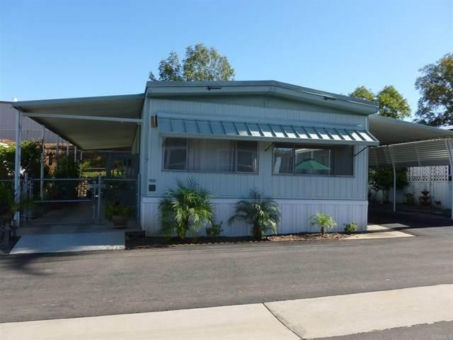 1351 Pepper Drive #71, El Cajon, CA 92021 (#302962583) :: PURE Real Estate Group