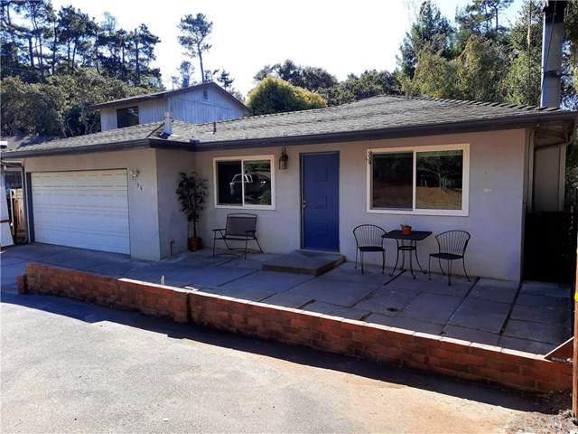 2155 Cowper Street, Cambria, CA 93428 (#302962645) :: Tony J. Molina Real Estate