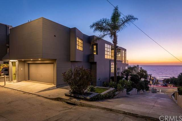 2519 Crest Drive, Manhattan Beach, CA 90266 (#302963286) :: SD Luxe Group