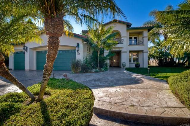 710 W Bluff Drive, Encinitas, CA 92024 (#NDP2002495) :: Keller Williams - Triolo Realty Group
