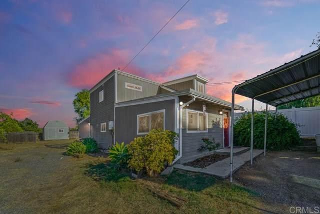 1030 8Th Street, Ramona, CA 92065 (#302964319) :: SD Luxe Group