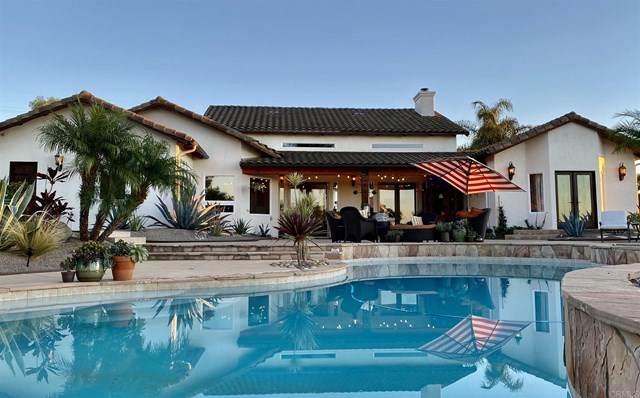 11606 Mesa Verde Drive, Valley Center, CA 92082 (#302966135) :: Dannecker & Associates