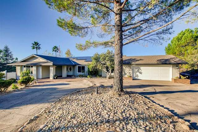 571 Anderson Rd Road, Alpine, CA 91901 (#302966861) :: SD Luxe Group