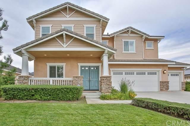 327 E Kenwood Street, Upland, CA 91784 (#302967040) :: COMPASS
