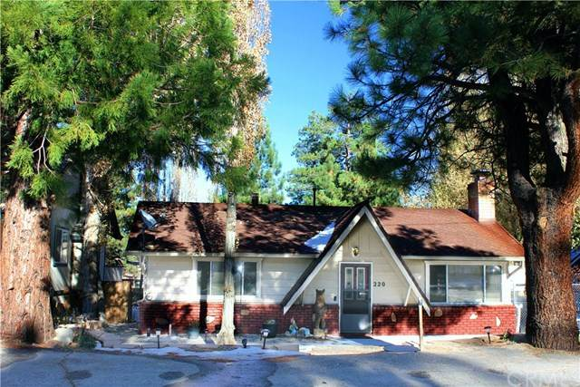 220 Whipple Drive, Big Bear, CA 92314 (#302967143) :: COMPASS